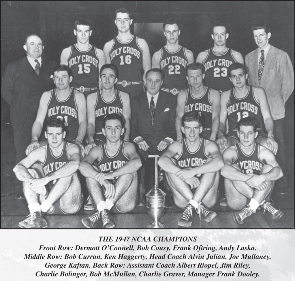 Holy Cross 1946-1947 Crusaders
