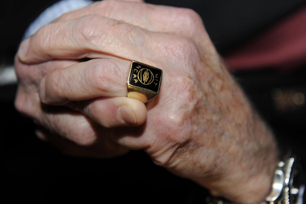 Grand Slam ring
