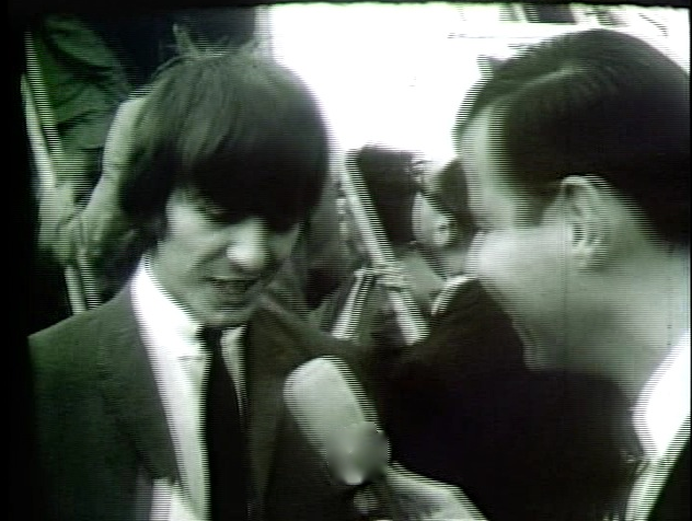 Marvin Scott interviews George Harrison