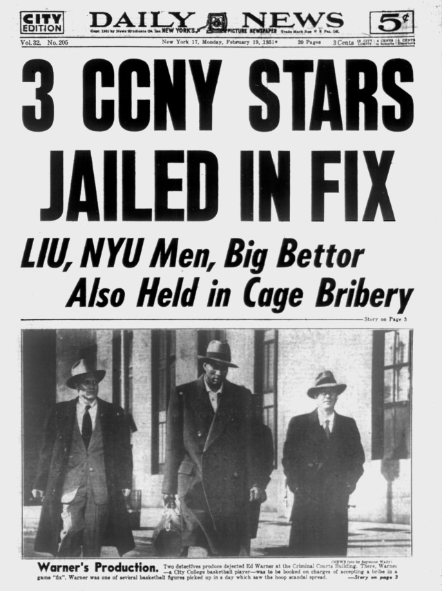 New York Daily News: Feb. 19, 1951