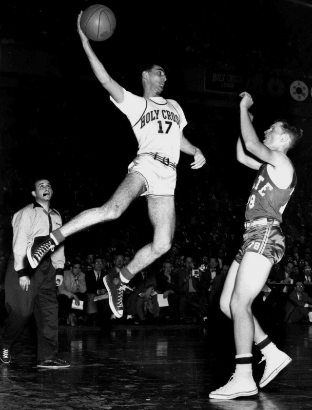 Bob Cousy: the Wizard of Worcester