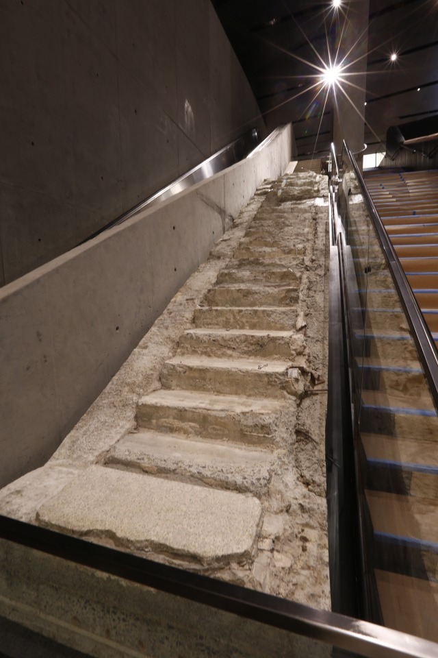 Survivors' Stairs