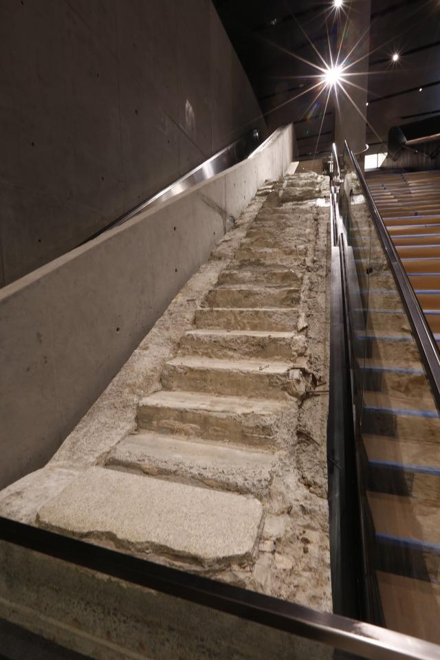 Survivors' Stairs