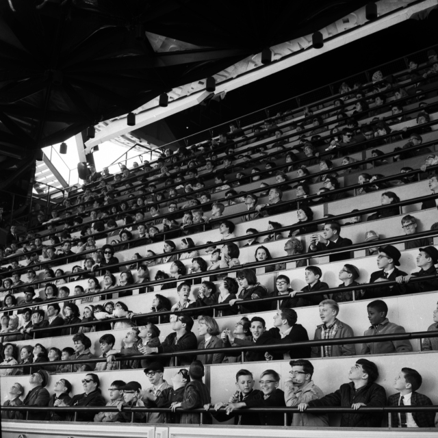 IBM's moveable grandstand.